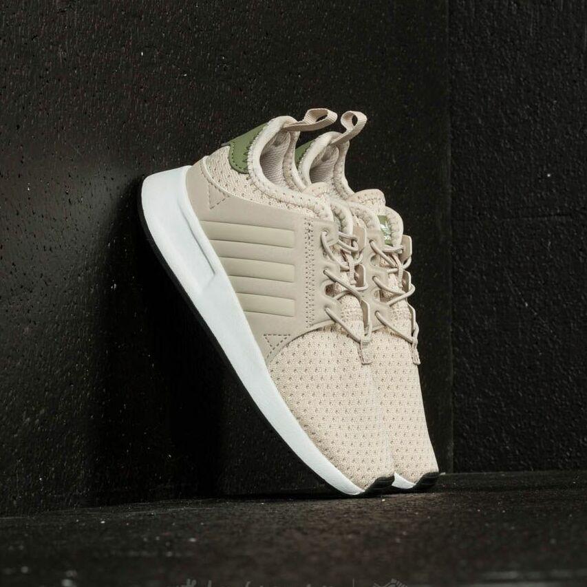 adidas X_PLR EL I Core Brown/ Core Brown/ Ftw White EUR 27