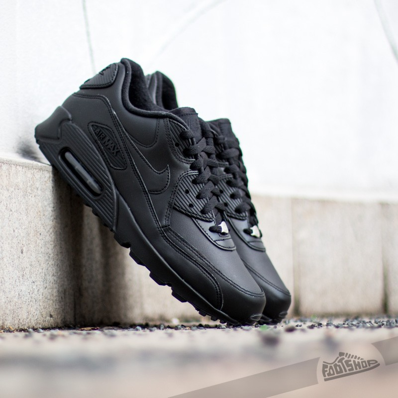 6a6f913c4031af Nike Air Max 90 Leather Black  Black at a great price 139 € buy at