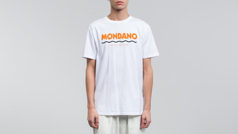 WOOD WOOD Mondano T-Shirt Bright White