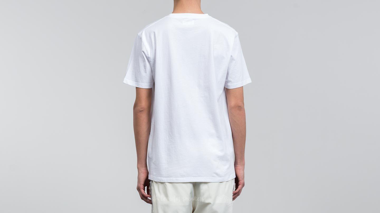 Wood Wood Mondano T Shirt Bright White Footshop