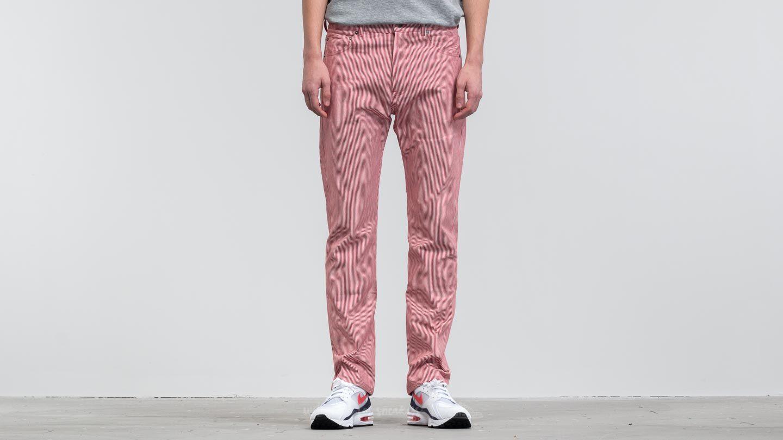 Aimé Leon Dore Stripe Jeans Red za skvělou cenu 3 090 Kč koupíte na Footshop.cz