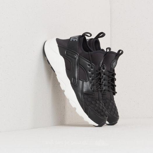 O cualquiera Creación Primitivo  Men's shoes Nike Air Huarache Run Ultra SE Black/ Dark Grey/ Sail-Black |  Footshop