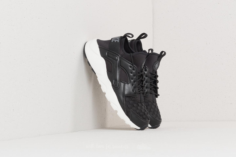 best sneakers fee6b ac577 Nike Air Huarache Run Ultra SE. Black  Dark Grey  ...