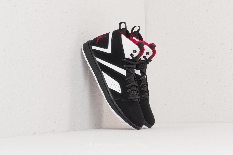 6d3aadd8afc032 Jordan Flight Legend Black  Gym Red  White