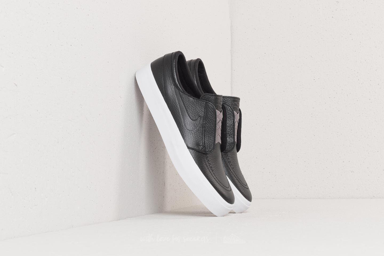 0cbc4bc785 Nike SB Zoom Janoski HT Slip Black  Black-Gunsmoke-White