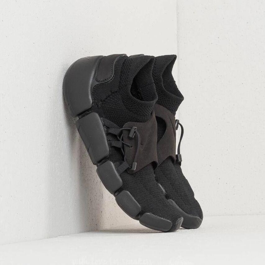 Nike Footscape Flyknit DM Black/ Black EUR 46