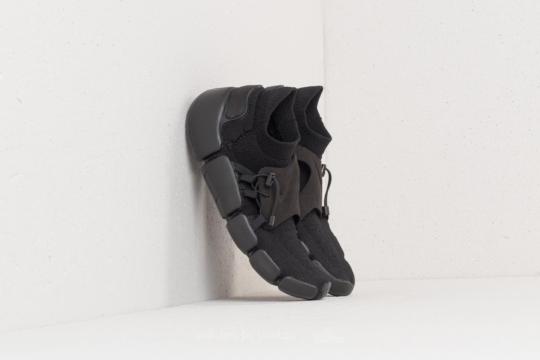 Nike Footscape Flyknit DM Black/ Black