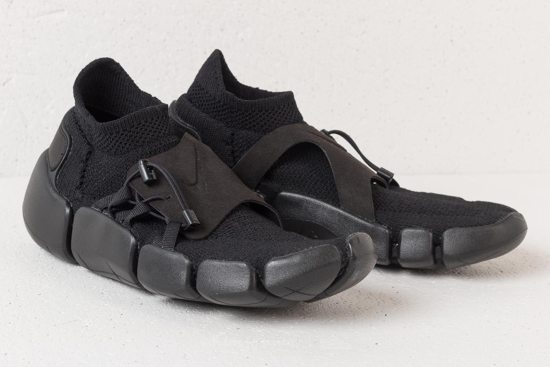 shoes Nike Footscape Flyknit DM Black