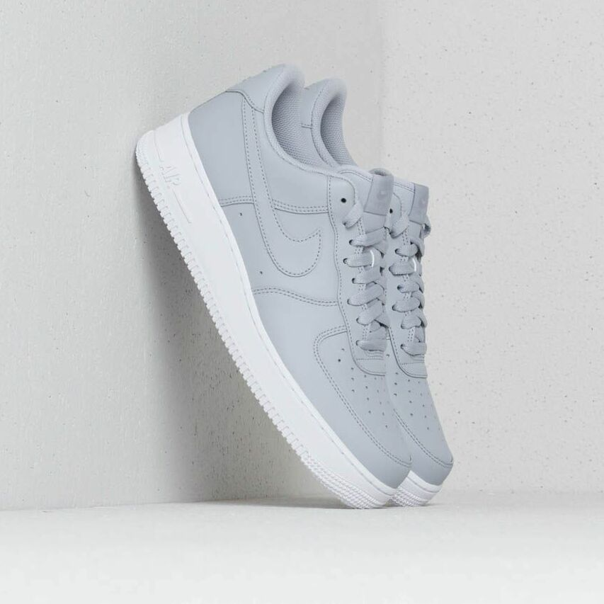 Nike Air Force 1 '07 Wolf Grey/ Wolf Grey-White EUR 47.5