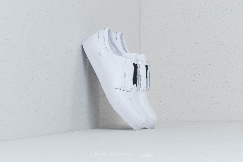 Nike SB Zoom Janoski HT Slip White/ White-Black za skvělou cenu 1 880 Kč koupíte na Footshop.cz