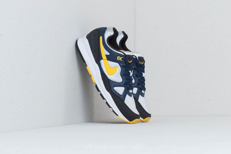 Nike Air Span II Midnight Navy/ Tour Yellow za skvělou cenu 1 890 Kč koupíte na Footshop.cz