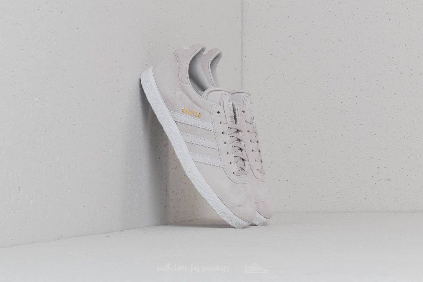 adidas Gazelle W Grey One/ Ftw White/ Grey Two