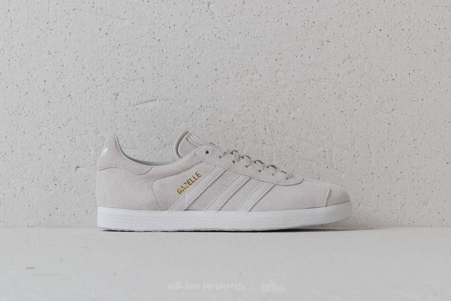 buy online 30d66 11cb6 adidas Gazelle W Grey One Ftw White Grey Two at a great price 81