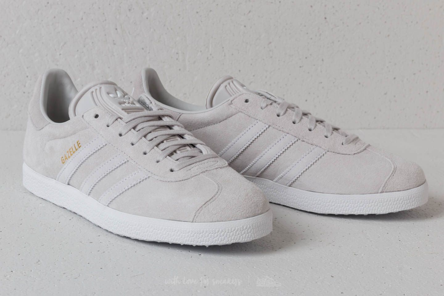 finest selection 5f17d e2e20 adidas Gazelle W Grey One Ftw White Grey Two at a great price £
