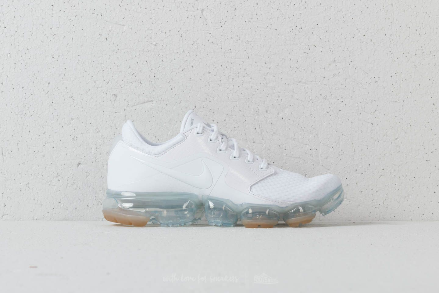 Nike Air Vapormax (GS) White  White- Metallic Silver at a great price 98ae059ee
