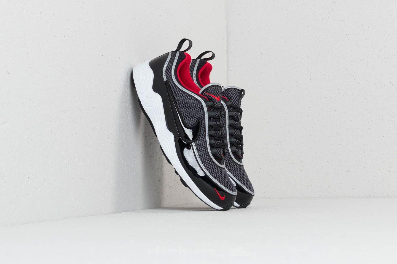 new york a1d66 a4c09 Nike Air Zoom Spiridon  16. Black  Black-University Red