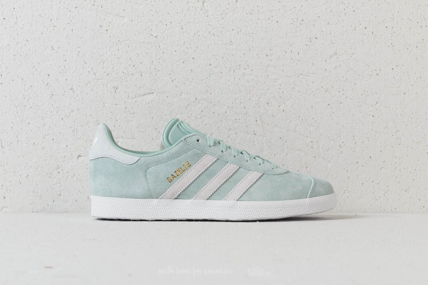 pretty nice be876 cdfe6 adidas Gazelle W Ash Green  Ftw White  Blue Tint at a great price 66