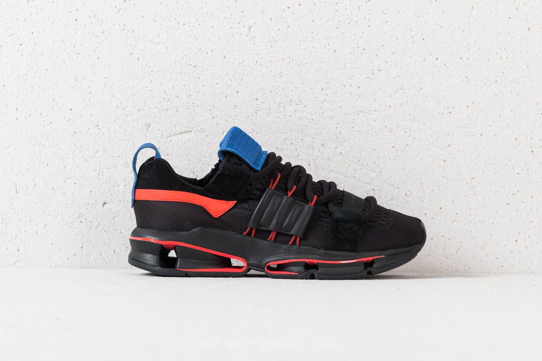adidas Twinstrike ADV Core Black Hi Res Blue Hi Res Red | Footshop