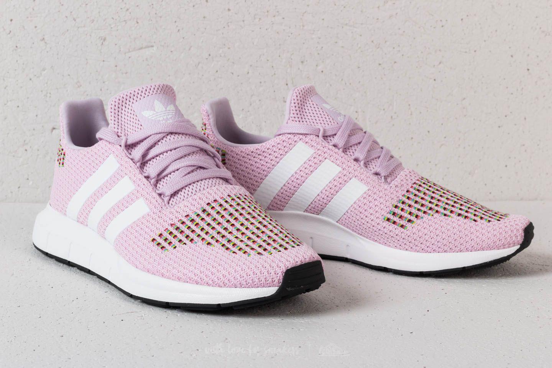 adidas Swift Run W Aero Pink Ftw White Core Black | Footshop
