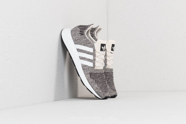 21226a7001591 adidas Swift Run Ecrtin  Ftw White  Core Black