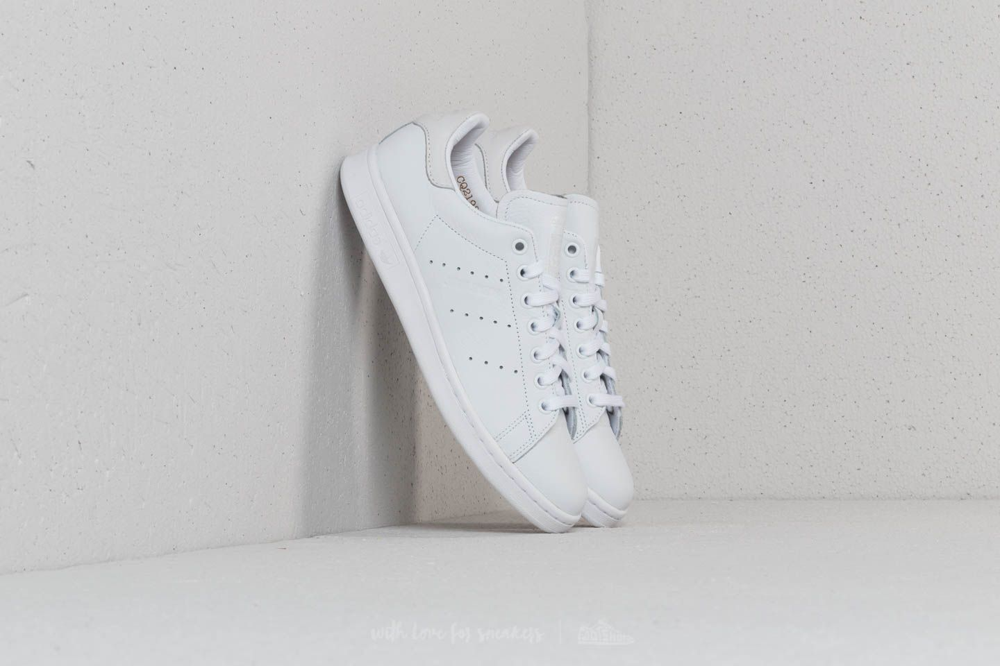 Chaussures et baskets homme adidas Stan Smith Ftw White/ Ftw White/ Ftw White