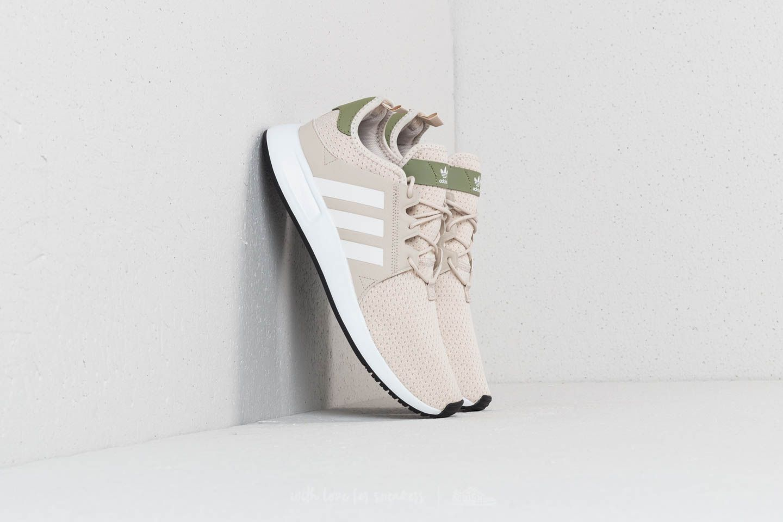 adidas X_PLR Cream Brown/ Footwear White/ Tracar za skvělou cenu 1 750 Kč koupíte na Footshop.cz