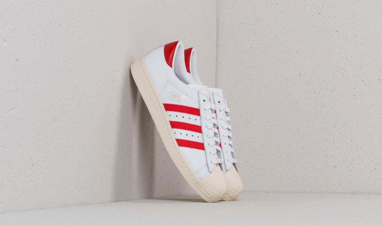 adidas Superstar OG Ftw White/ Core Red/ Off White EUR 42