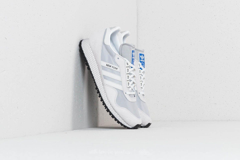 adidas New York Cry White/ Off White/ Grey Two