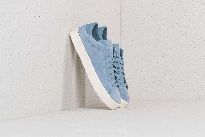 adidas Courtvantage Blue/ Blue/ Blue za skvělou cenu 1 040 Kč koupíte na Footshop.cz