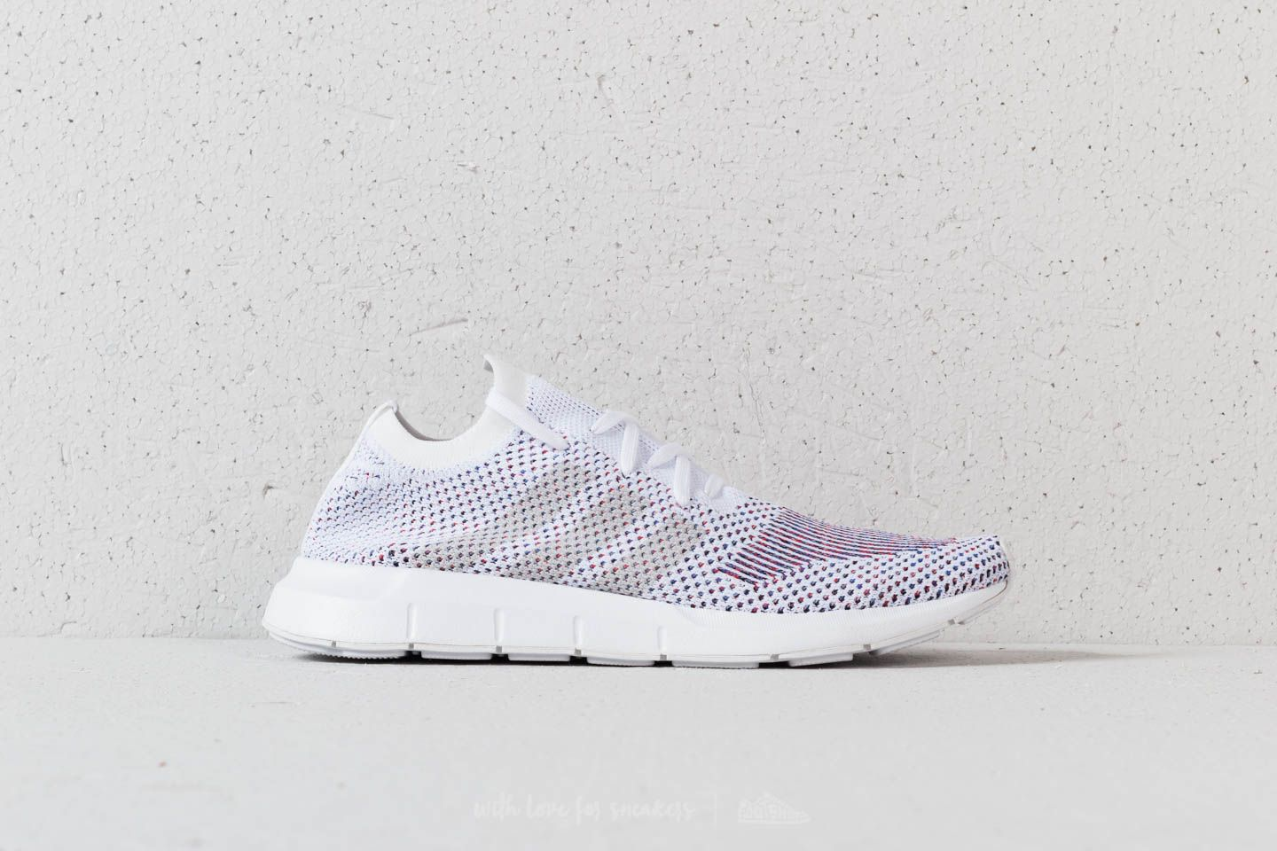 3a5ea08247d7 adidas Swift Run Primeknit Footwear White  Greone  Mgery at a great price  58 €