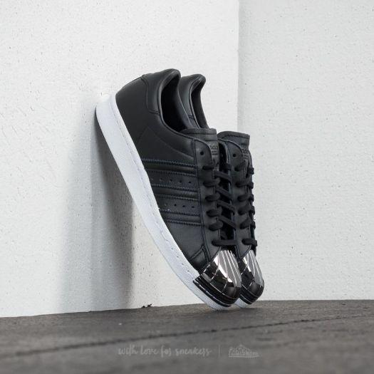 new style 965a8 9c99b adidas Superstar 80s Metal Toe W Core Black/ Core Black ...