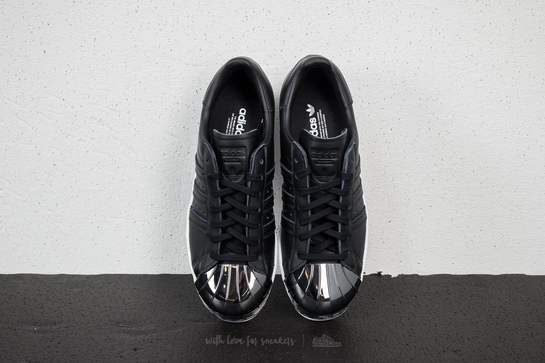 adidas superstar black metal