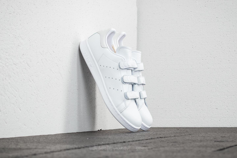 adidas Stan Smith CF Ftw White/ Ftw White/ Ftw White za skvělou cenu 2 990 Kč koupíte na Footshop.cz