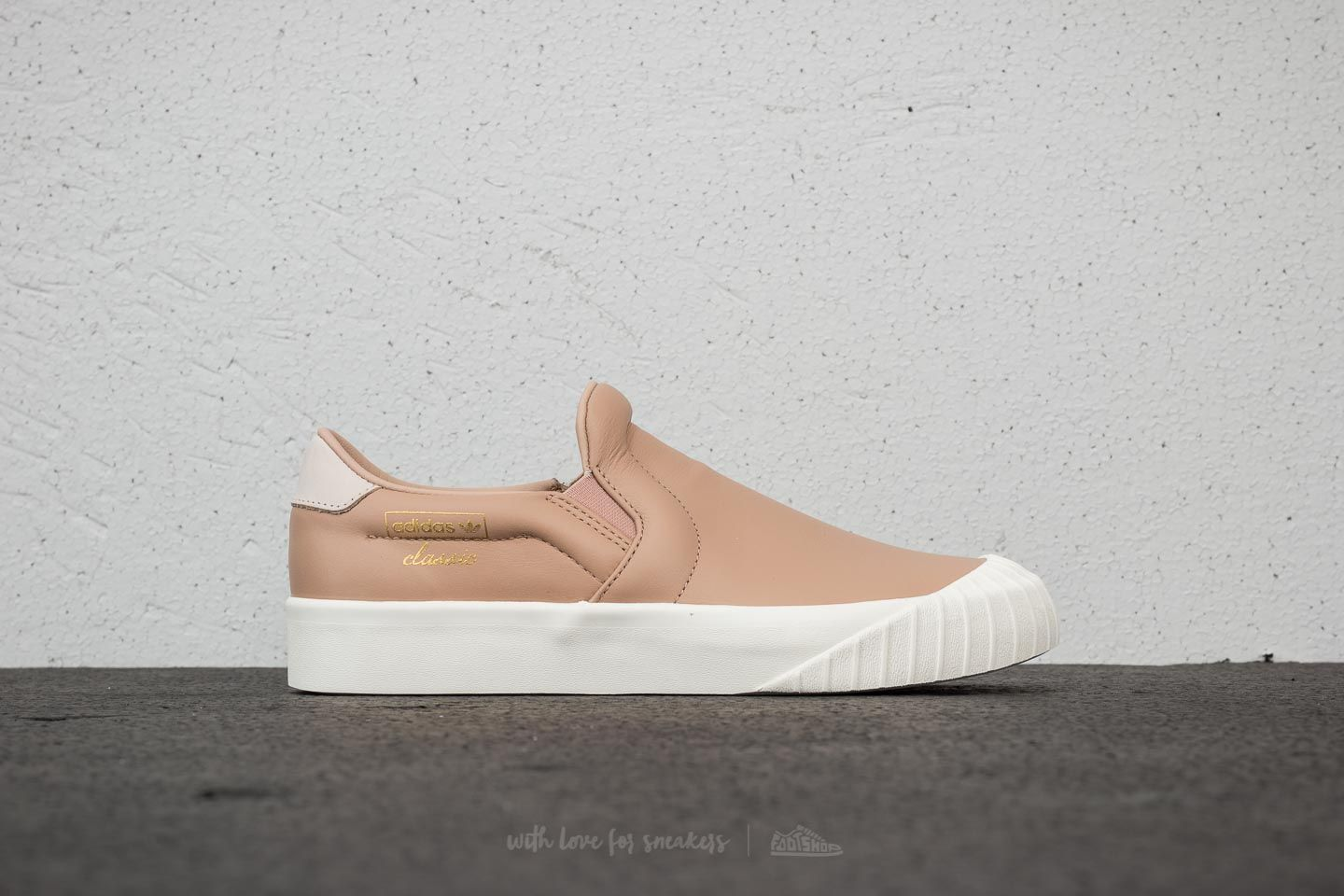 aee1949aade adidas Everyn Slip-On W Ash Pearl  Ash Pearl  Linen at a great