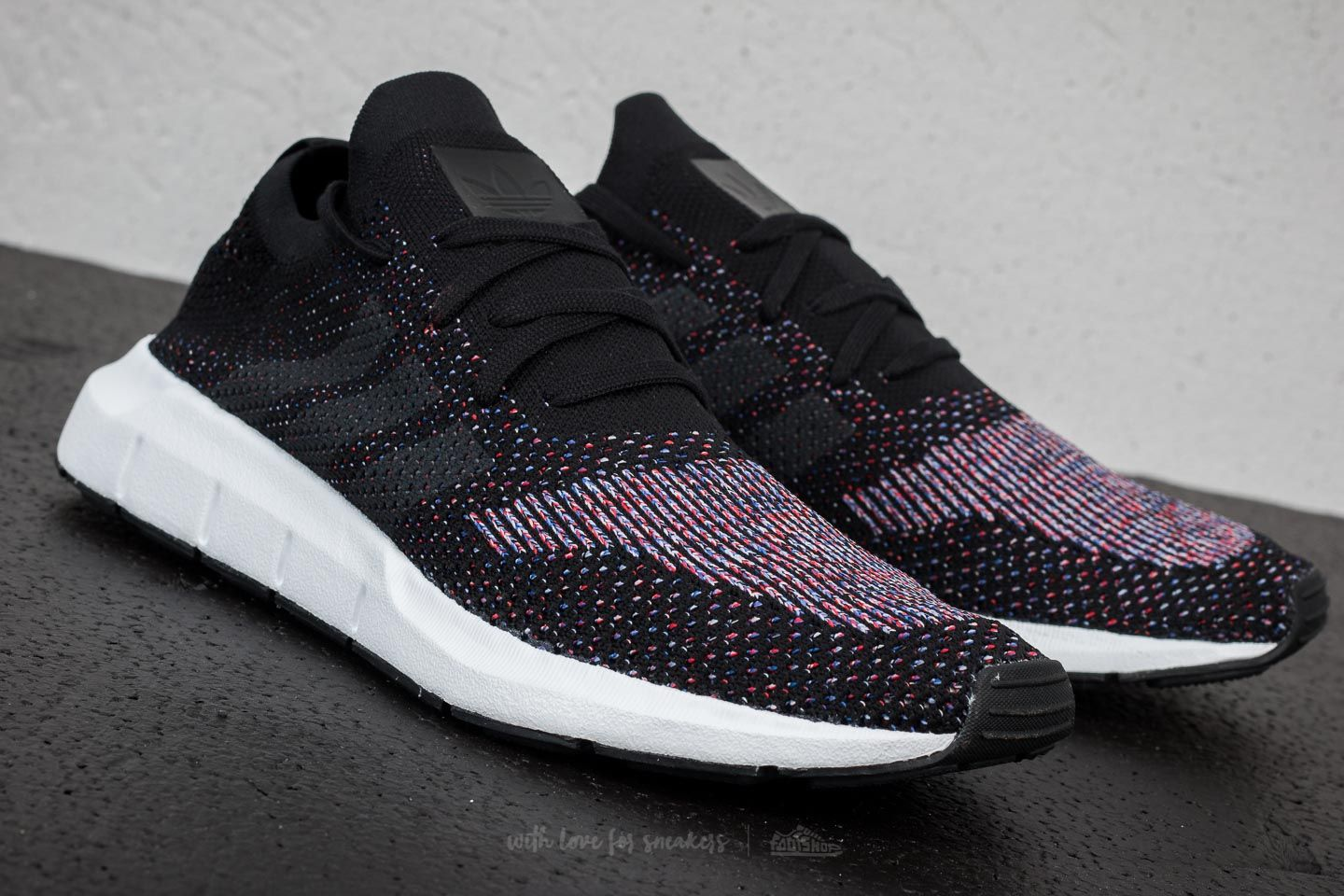 professional sale good looking 100% top quality adidas Swift Run Primeknit Core Black/ Grefiv/ Mgrey | Footshop