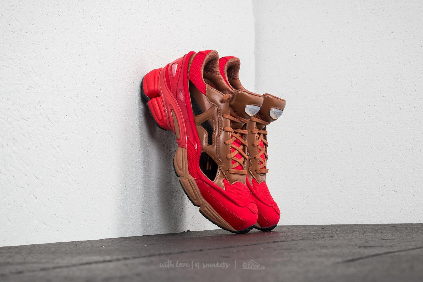 645180fb80bd adidas x Raf Simons Replicant Ozweego Scarlet  Supplier Colour  Scarlet at  a great price
