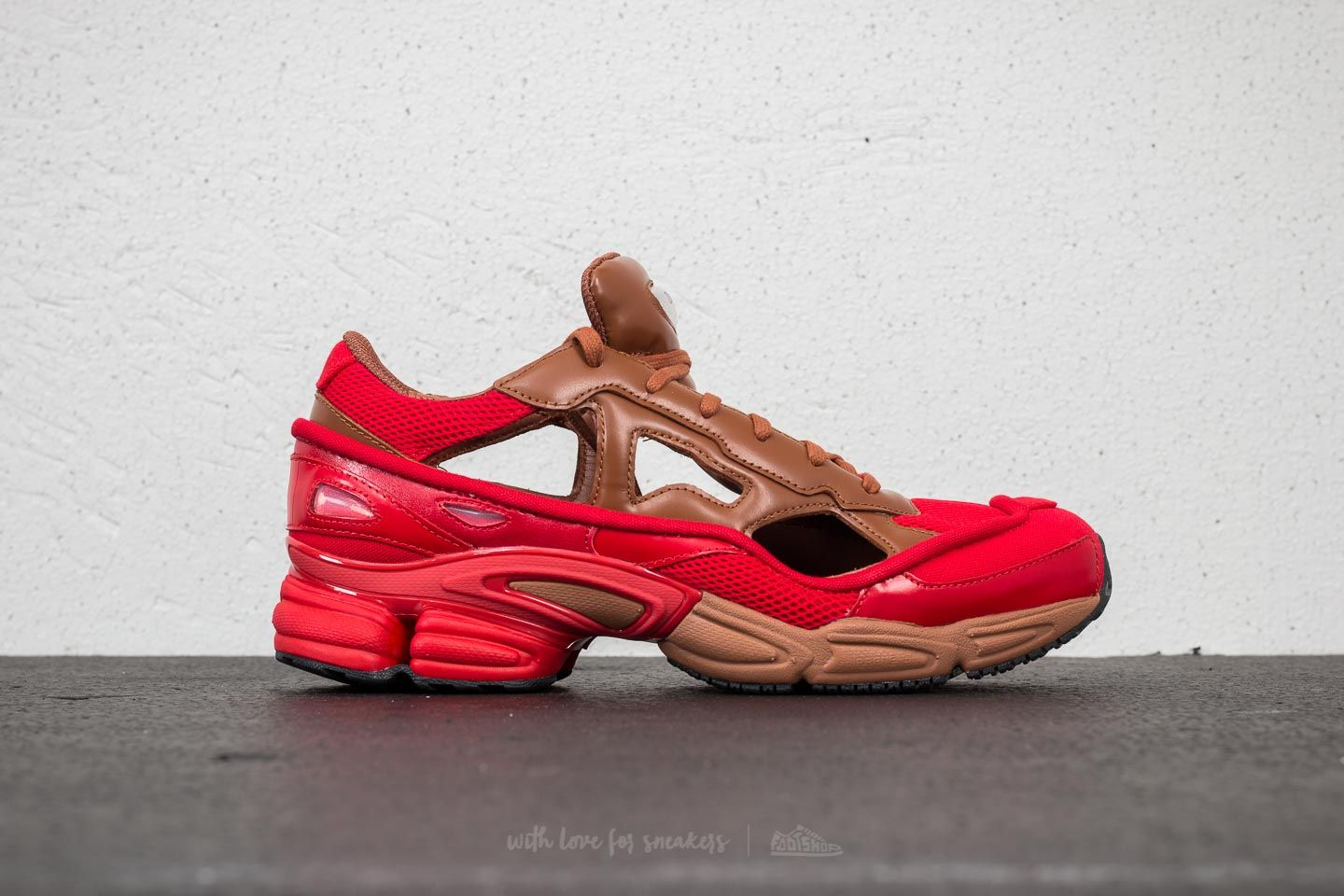 official photos 1a53d ae696 adidas x Raf Simons Replicant Ozweego Scarlet Supplier Colour Scarlet at  a great price