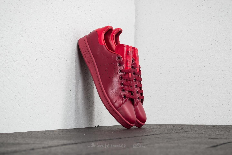 adidas x Raf Simons Stan Smith Core Burgundy/ Power Red/ Core Burgundy za skvělou cenu 3 470 Kč koupíte na Footshop.cz