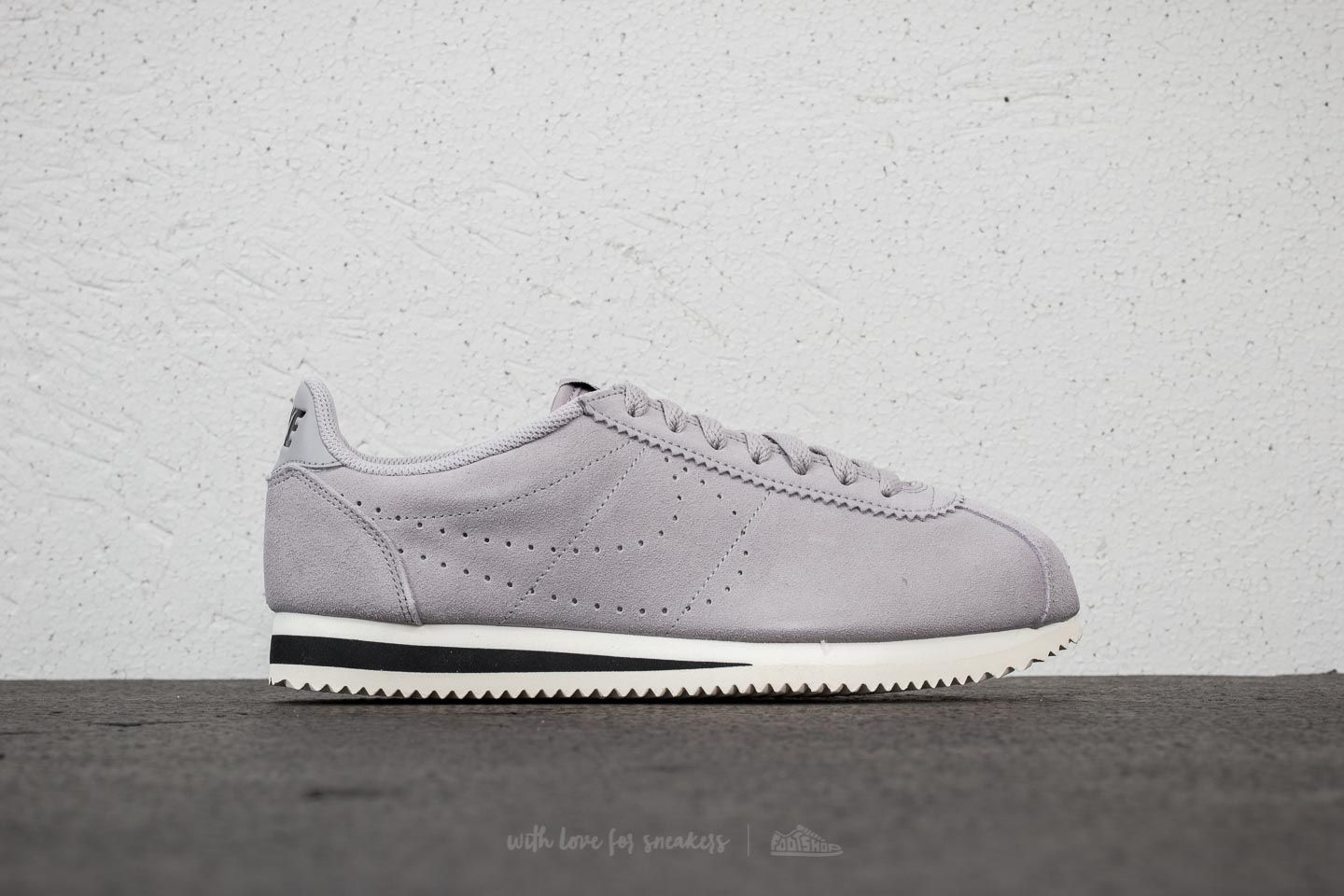 Nike Classic Cortez Suede Atmosphere Grey at a great price £54 buy at  Footshop 5235355e8