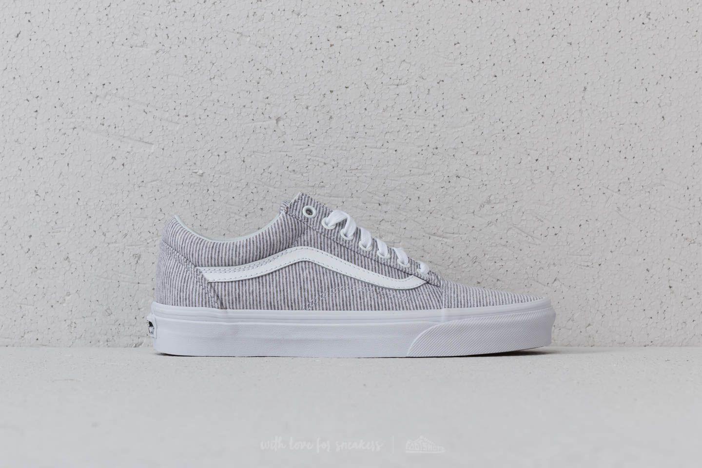 shoes Vans Old Skool (Jersey) Gray