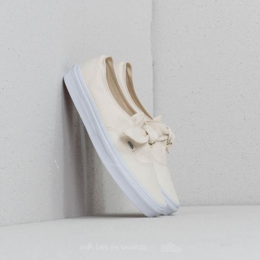 vans canvas knotted