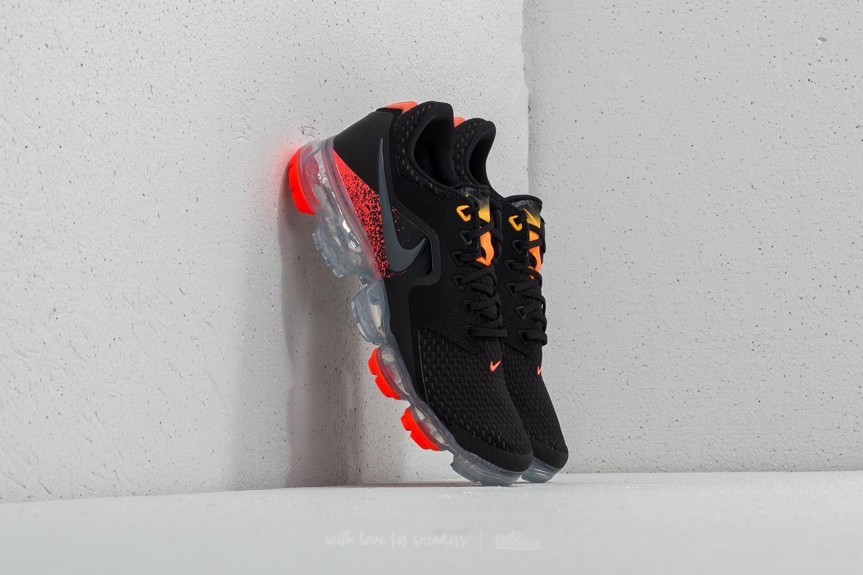 Nike Air Vapormax (GS) Black/ Dark Grey | Footshop