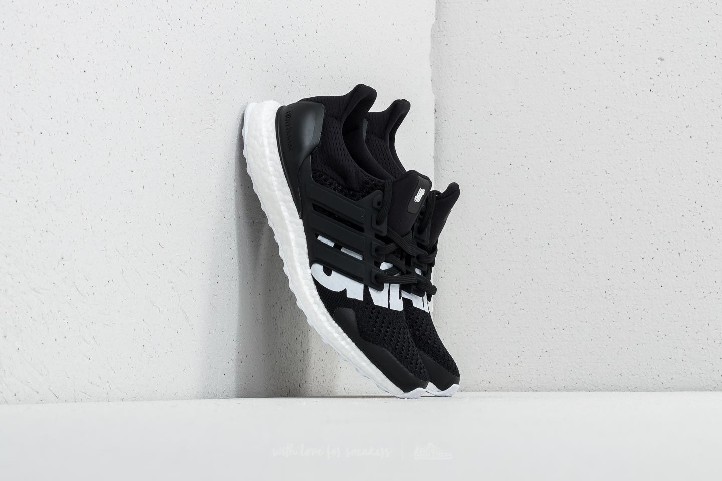 88e4fc6cf4286 adidas x UNDEFEATED Ultraboost Black  White at a great price 205 € buy at  Footshop