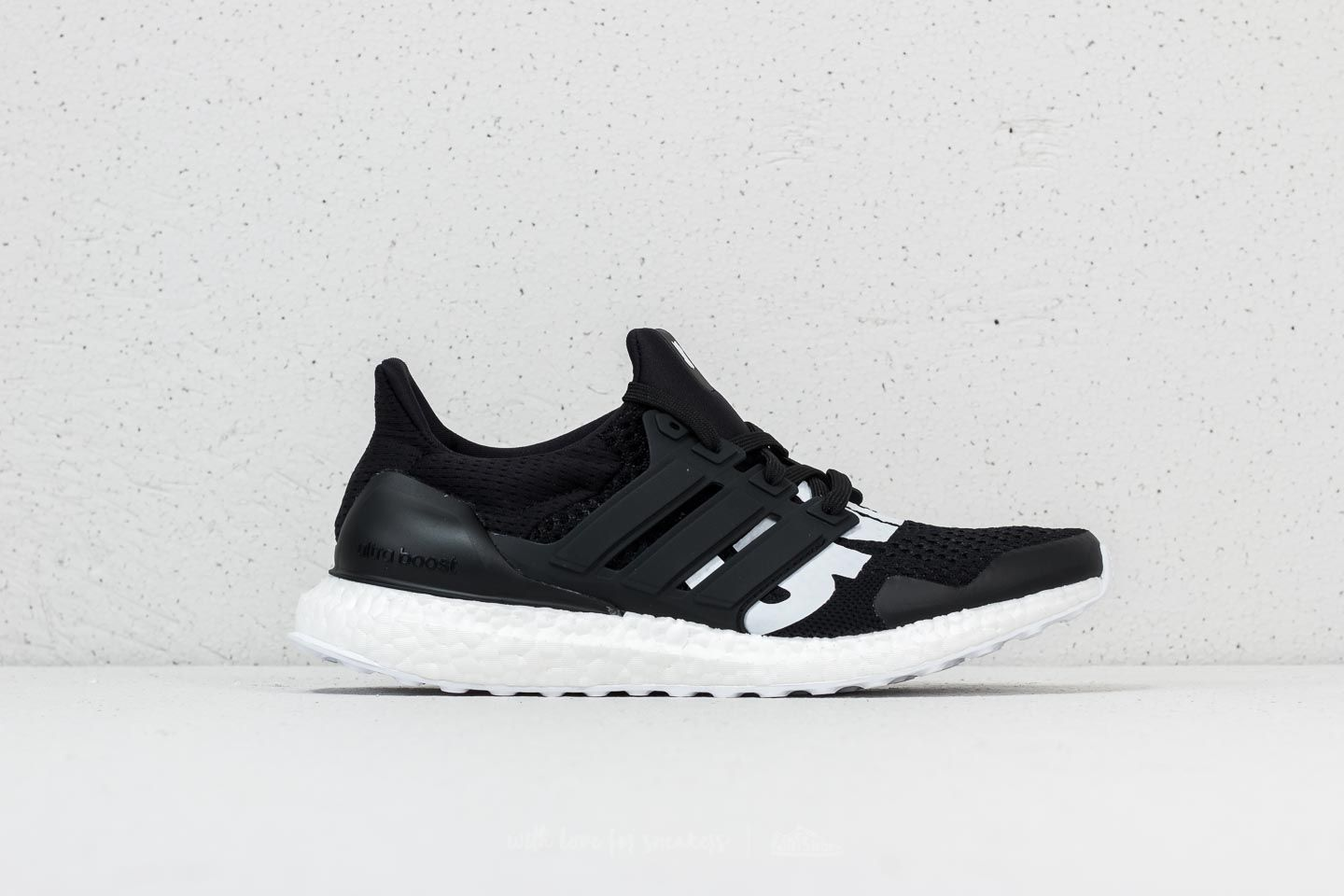 1c80a76487ffb adidas x UNDEFEATED Ultraboost Black  White at a great price  241 buy at  Footshop