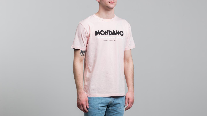 WOOD WOOD Mondano T-Shirt Light Pink za skvělou cenu 699 Kč koupíte na Footshop.cz