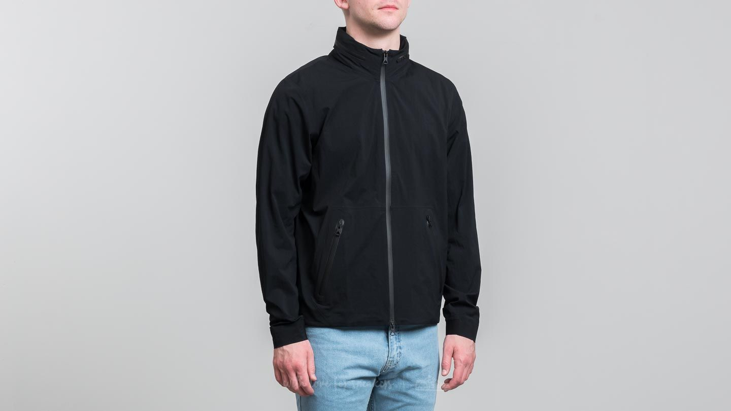 Reigning Champ Stow Away Woven Stretch Nylon Hood