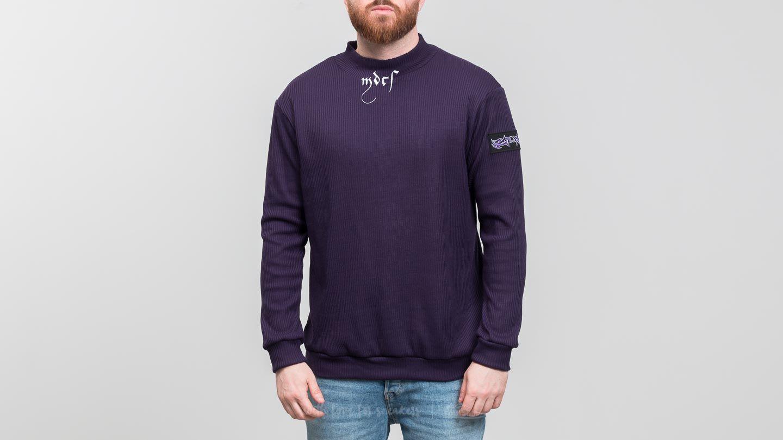 My Dear clothing My Dear Neck Sweater Purple