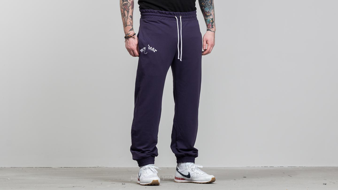 My Dear clothing My Dear Sweatpants Purple