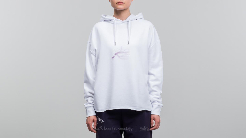My Dear clothing Thunder Cropped Hoodie White za skvělou cenu 1 090 Kč koupíte na Footshop.cz