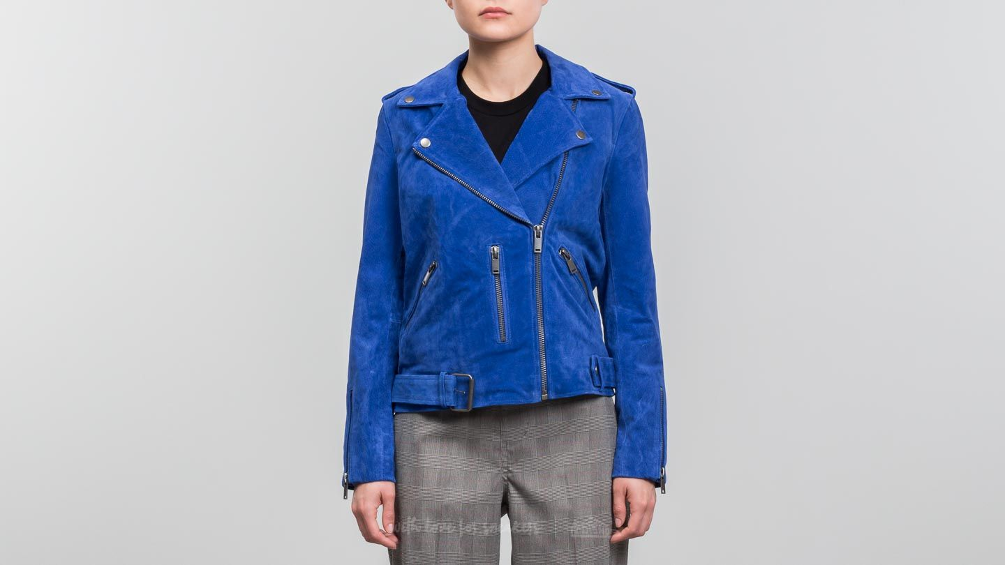 SELECTED Sfsanella Leather Jacket